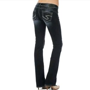 Silver Jean's Tuesday Bootcut